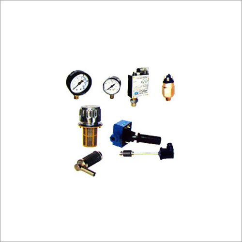 Machine Lubrication Spares