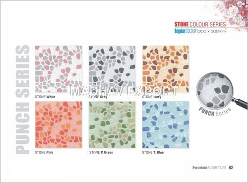 300*300 MM Glaze Floor Tiles Stone Series