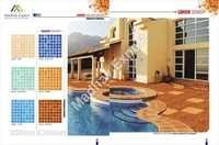 300*300 Swimming Pool Floor Tiles