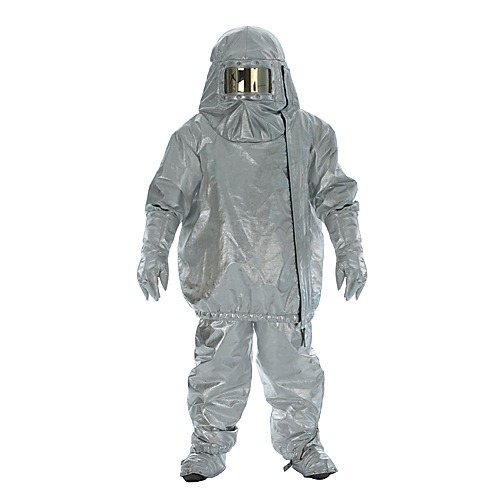 FIRE PROXIMITY SAFETY SUIT.