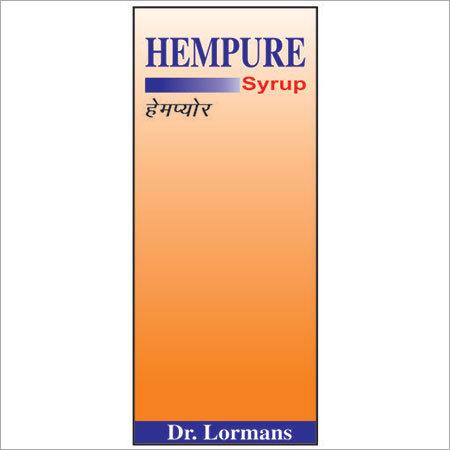 Hempure Syrup