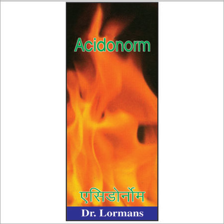 Homeopathic Acidonorm