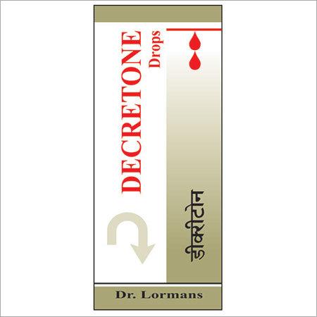 DECRETONE Drops