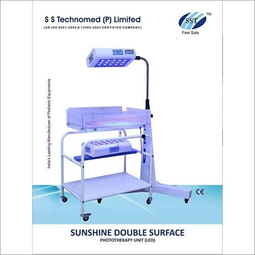 LED Sunshine Double Surface Phototherapy Unit