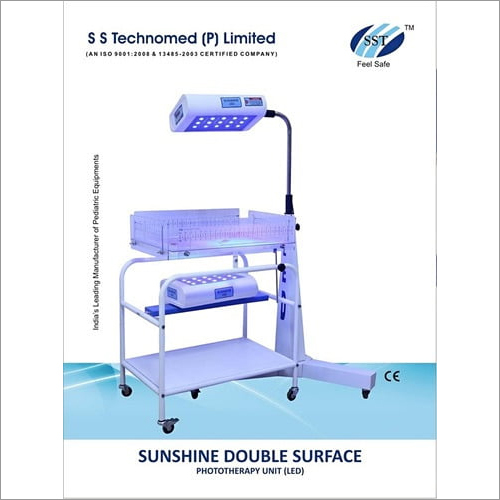 LED Sunshine Double Surface Phototherapy Unit