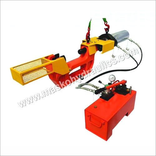 Hydraulic C Type Track Pin Pushers