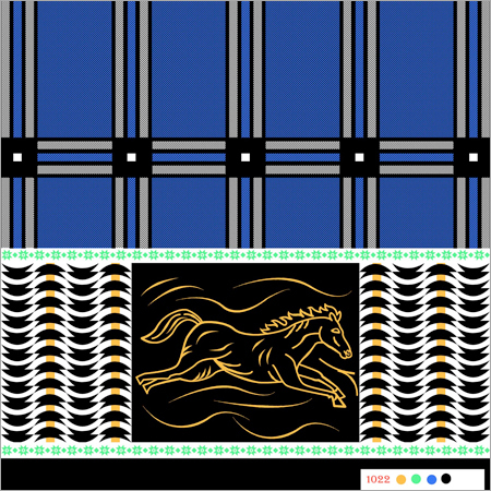 Polyester katari lungi