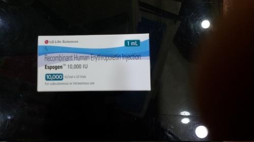 Erythropoetin Injection 10000