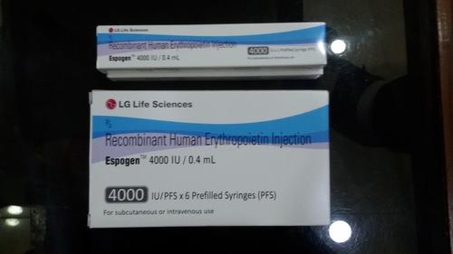 Erythropoetin Injection 4000