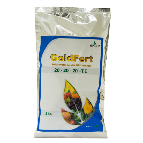 Goldfert Foliar NPK Fertilizers