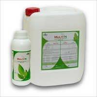 Multi N (Nitric, Ammonium & Ureic Concentrated Liquid )