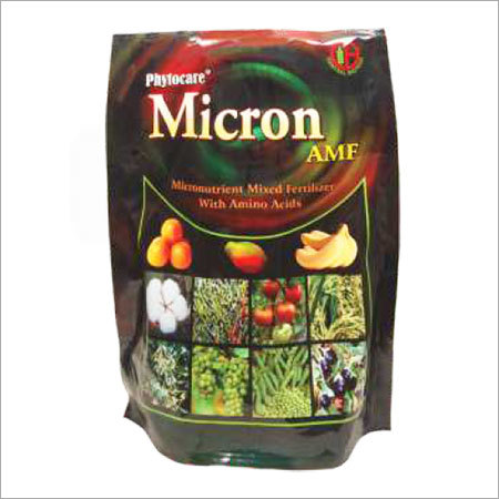 Micron Micronutrient Mixed Fertilizer
