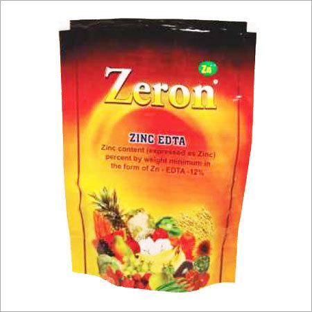 Zeron (Zn-EDTA 12 %)