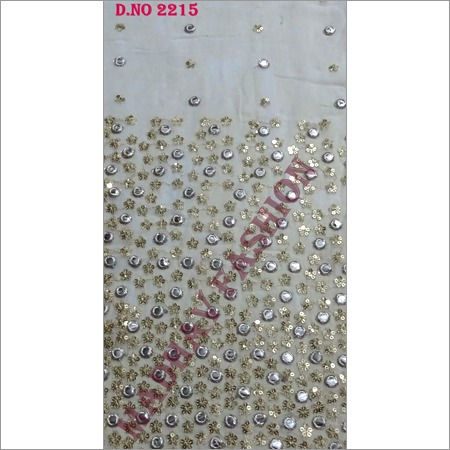 Trendy Embroidery Fabrics