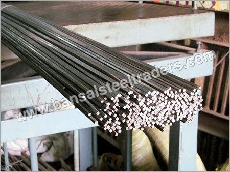 MS Square Steel Bright Bars