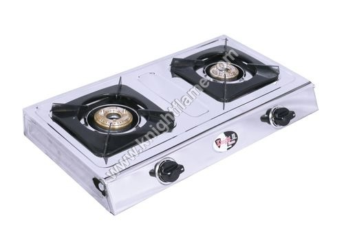 2 Burner SS Gas Stove Cute