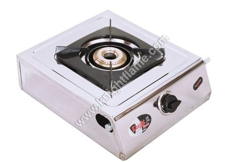 Single Burner SS Gas Stove Supreme