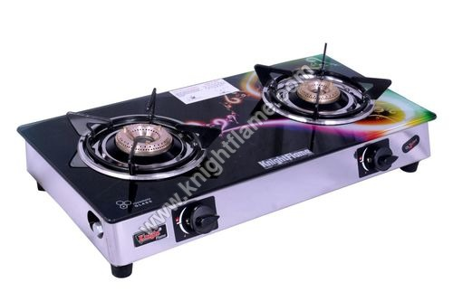 2 Burner Gas Stove Nano Magic