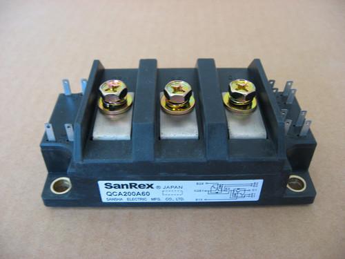 SANREX IGBTs Module QCA200A60