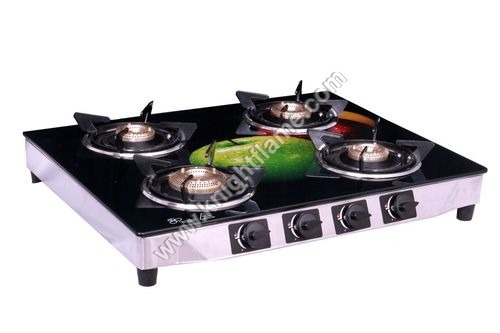 4 Burner Gas Stove Appy