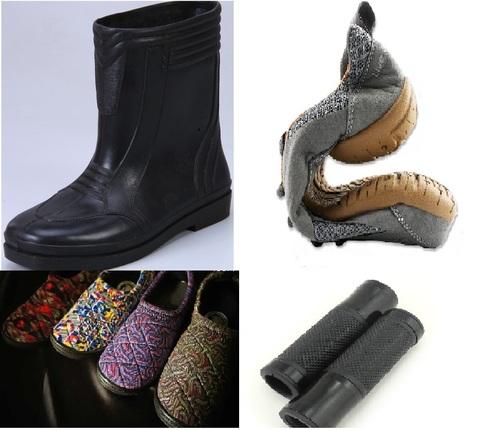 PVC Footwear Compound