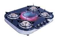 4 Burner Plus Apple Cut