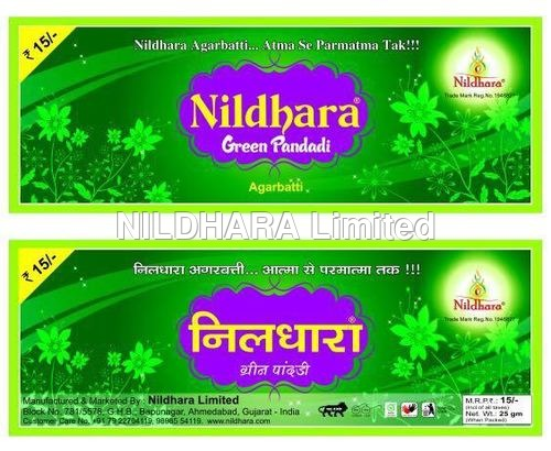 Nildhara Brand Agarbatti