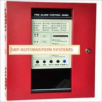 Fire Alarm Control Master Panel
