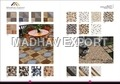 Stone Series Digital Floor Tiles