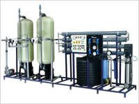 Reverse Osmosis Desalination Plant