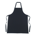 COTTON AND TERRY COTTON APRON