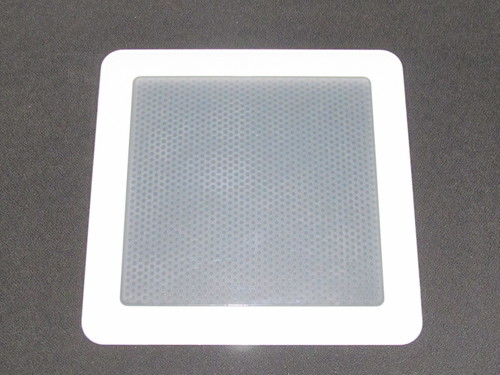 Rectangular LED Panel Light Housing