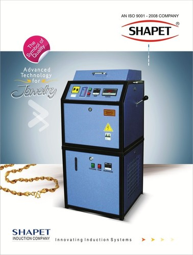 500 gm. And 1 kg. Induction melting machine