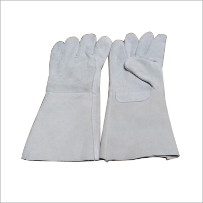 Split Leather Welding Gloves Without Lining