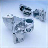Industrial Aluminium Die Casting