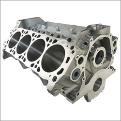 Industrial Casting Engine Block