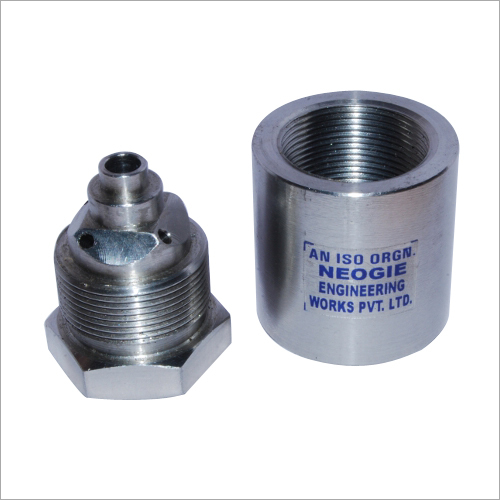 Spill Back Type Nozzle