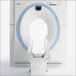Cardiac CT Scan Machine