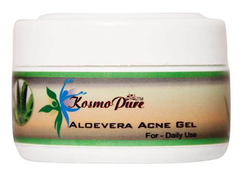 Aloevera acne gel