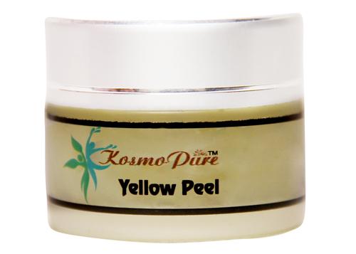 Yellow Peel Cream