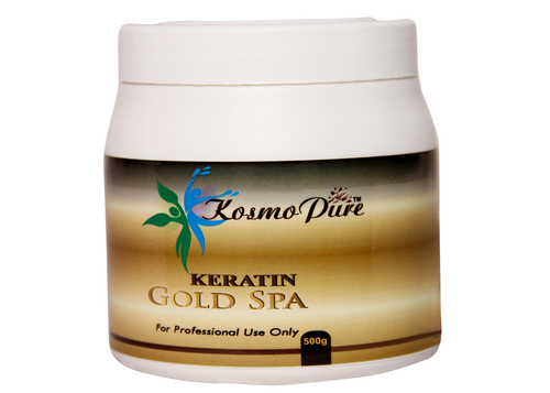 Gold Keratin Spa and Condisner