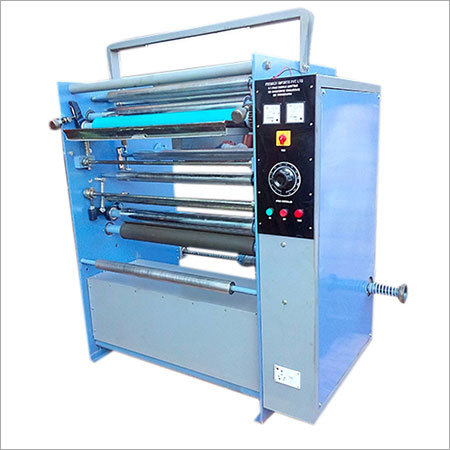 Semi Automatic Lamination Machine
