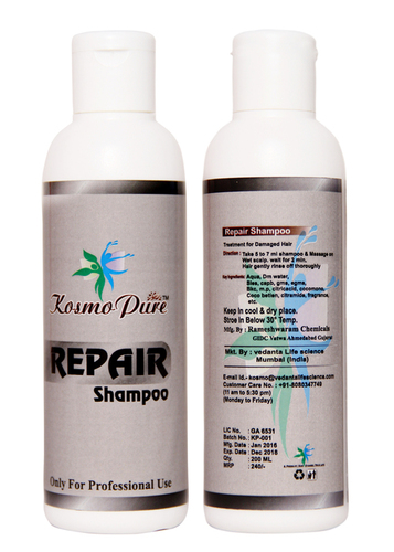 Hair Damage Repair Shampoo