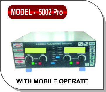 Automatic System With Mobile Operate