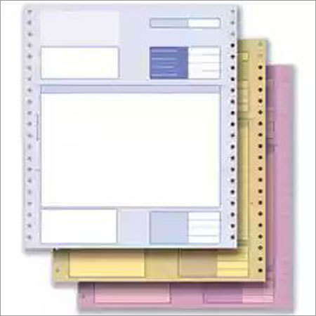Pre Printed Computer Stationery