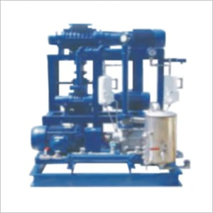 Two Stage Watering Vacuum Pump with Mechanical Seal and Booster