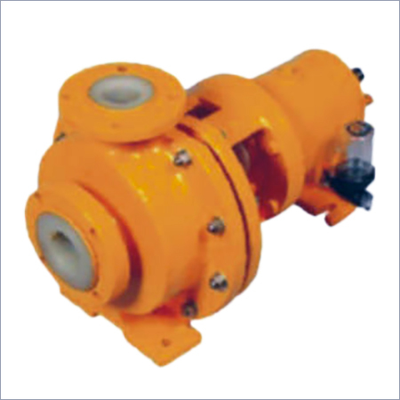 chlorinate solvent - PVDF Lined PTFE Lined Pumps