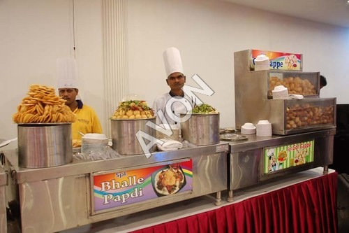 Chaat Counters