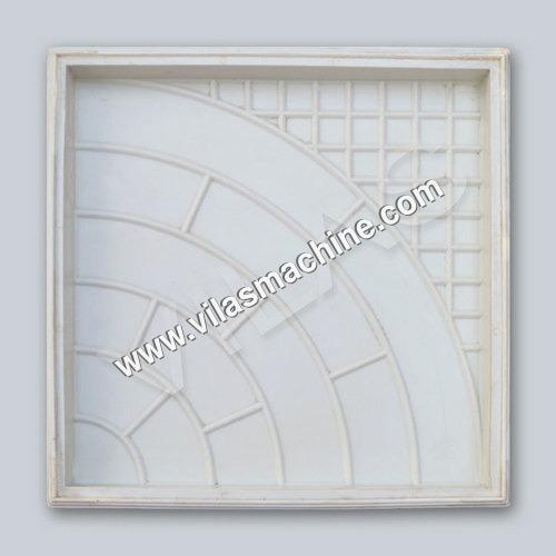 Plastic Tile Molds