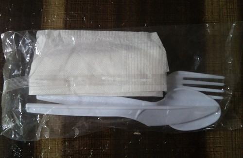 Disposable Cutlery Kit